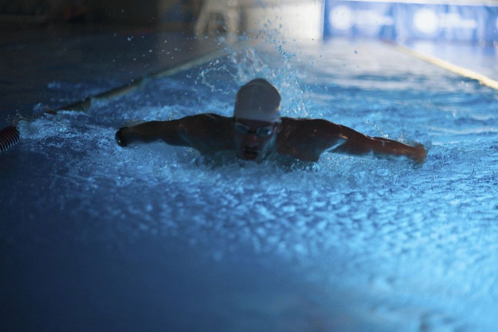 Is Swimming Considered Cardio or Strength Workout? • Swimmo